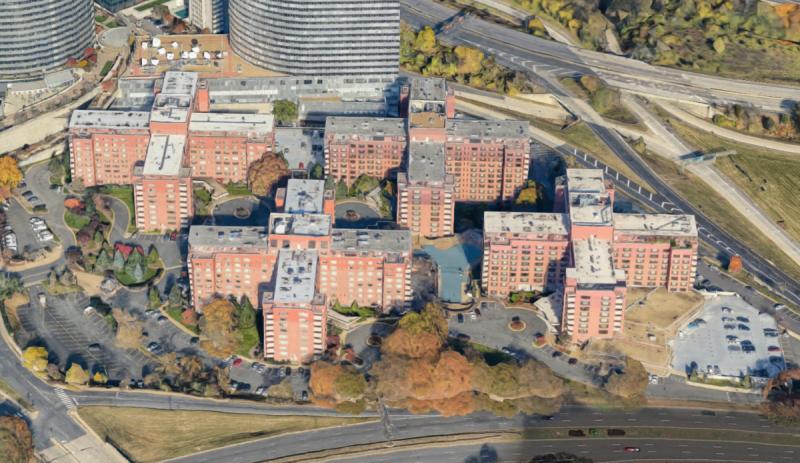 Glover Park Apartments
