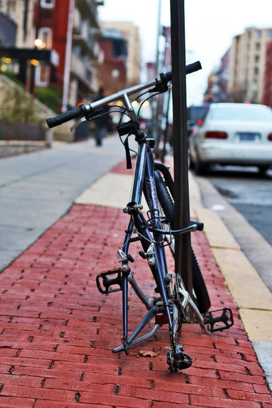 Here's what happens when your bicycle is stolen – Greater Greater
