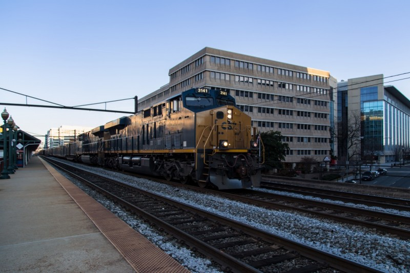 amtrak would speed from dc to richmond with three tracks, but in cramped  ashland only two will fit