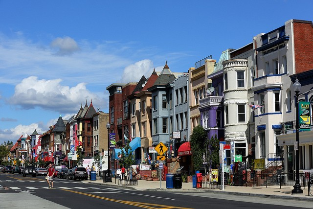 Adams morgan considers closing 18th street to some or all for Washington dc department of motor vehicles