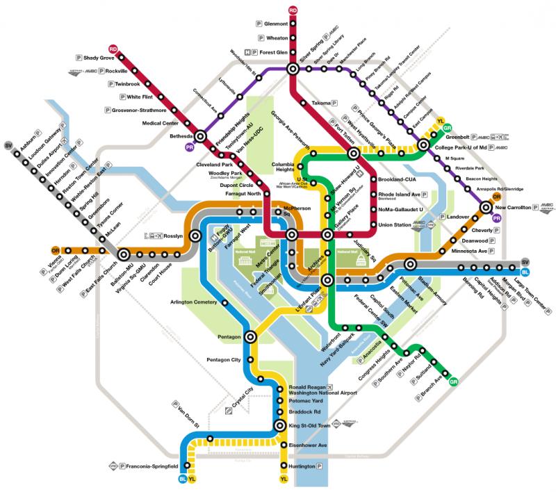 Map Economic Might By US Metro Area Metropolitan Areas History US - Us metro map