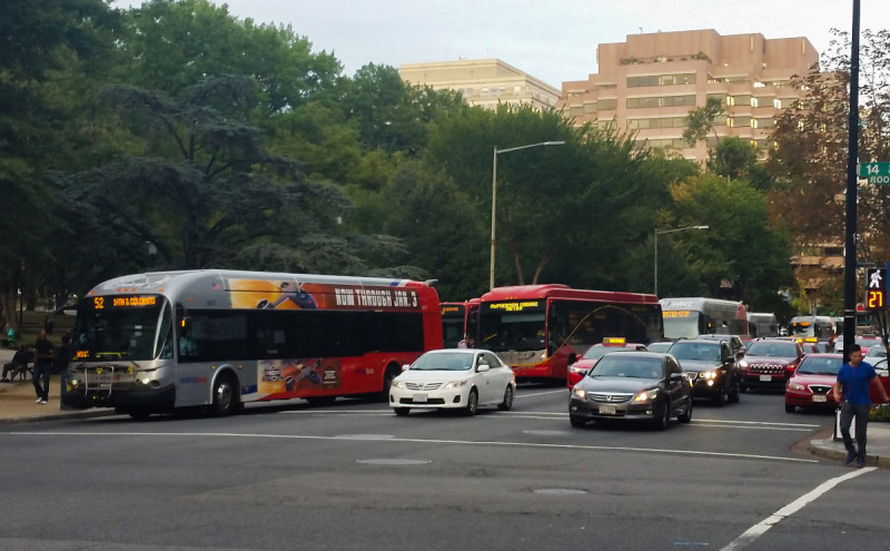 Bus lanes create better buses. The region needs more.