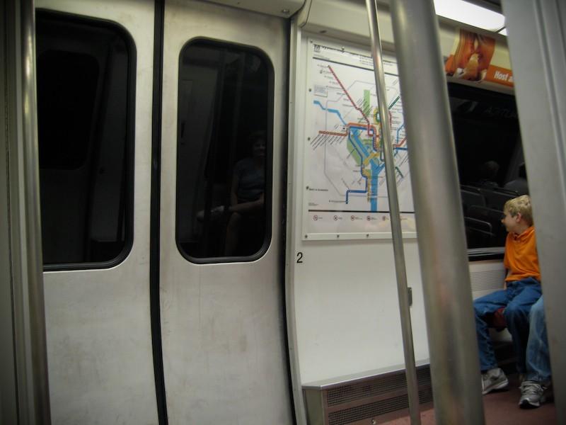 Beau Metro Reasons: Metro Pulls Its 3000 Series Railcars After A Door Malfunction