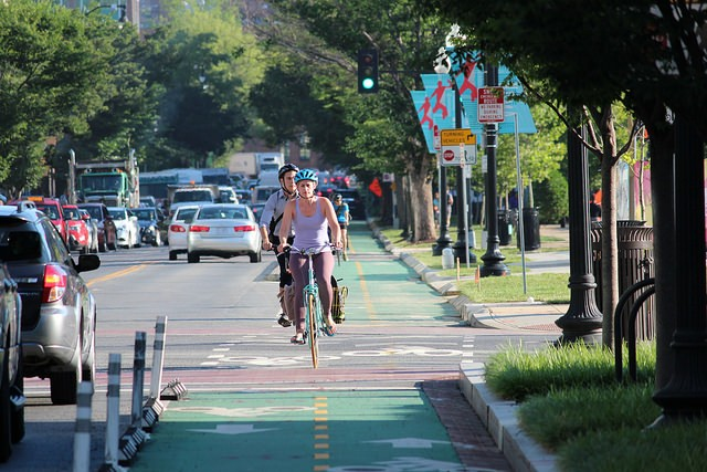 People In Dc Love To Walk And Bike To Work But Employee Benefits