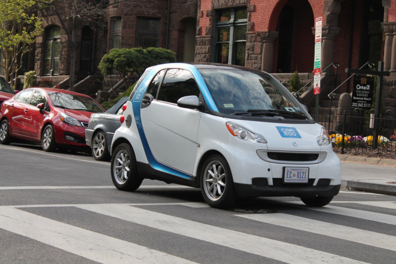 Going Going Car2go Will Be Gone From The Region In 2020