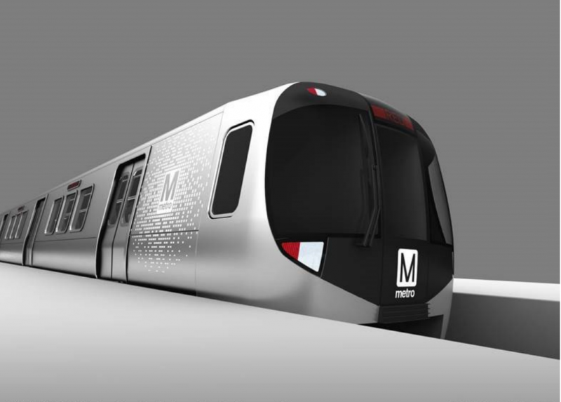 Metro Dips Its Toe Into The 8000 Series Water Greater