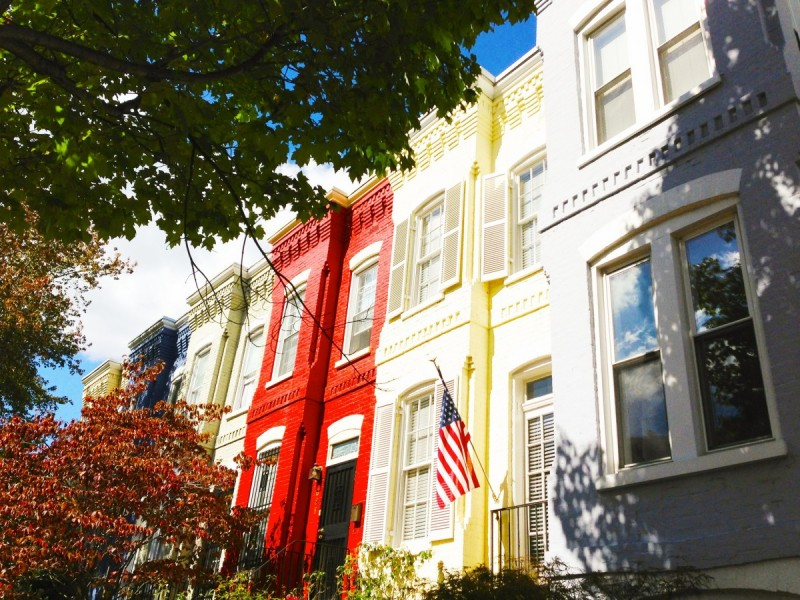 White Wealthy Areas Of Dc Aren T Building Their Fair Share Of Homes