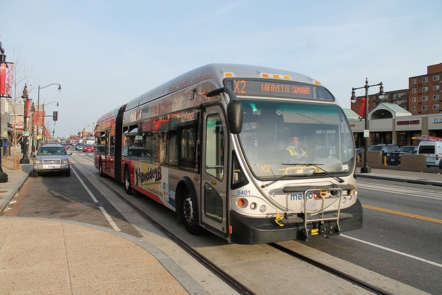 H Street S X2 Bus Now Runs 24 7 Greater Greater