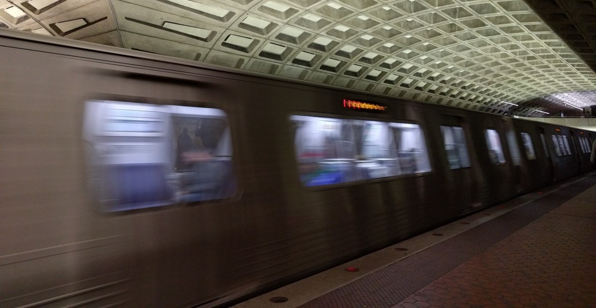 Here S What We Know About Monday Red Line Derailment Outside Farragut North