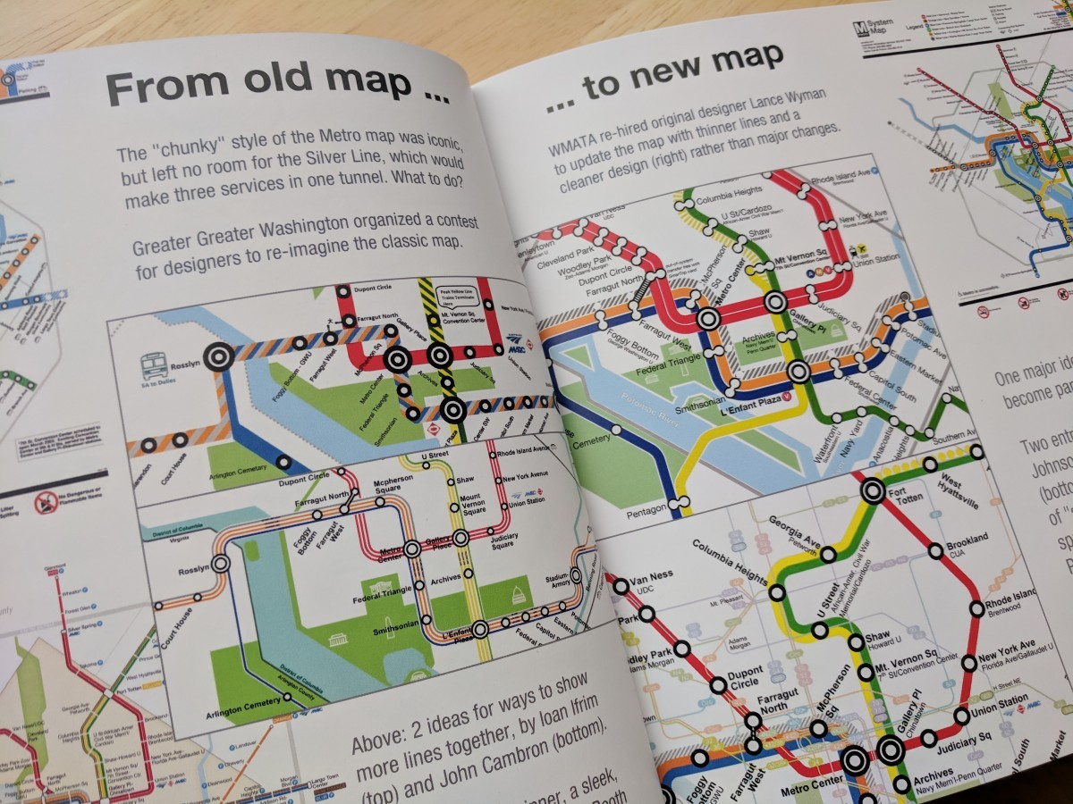 Have you seen these metro maps we made a book greater greater and creations from the late transit graphic designer peter dovak including his last piece of work for ggwash the halloween version of the metro map gumiabroncs Image collections