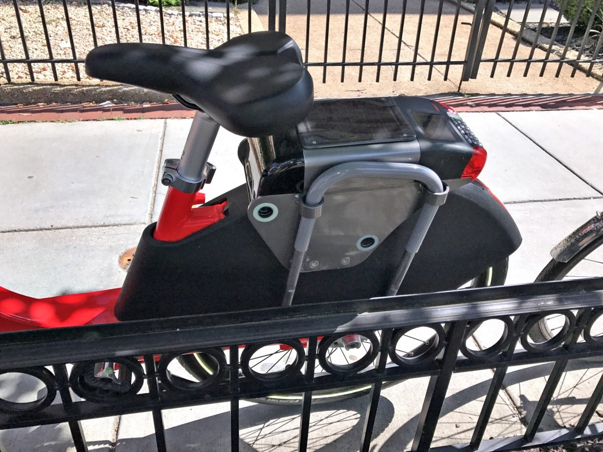 Jump up DC's hills with Jump bikeshare – Greater Greater Washington