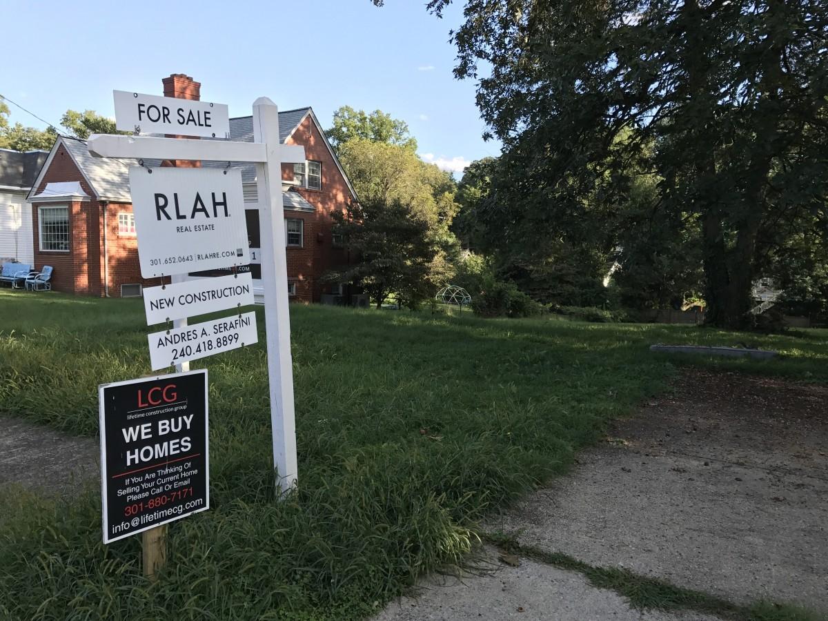 New Homes Builds Near Aldermaston