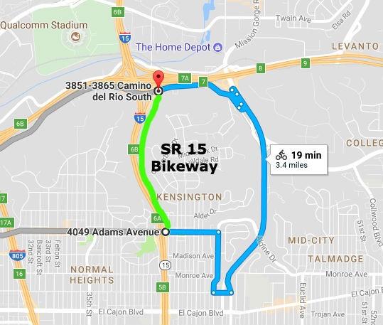 Us Bike Path Map - Us 36 bike path map
