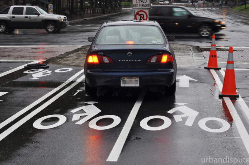 What's wrong with parking in bike lanes? A lot, actually – Greater