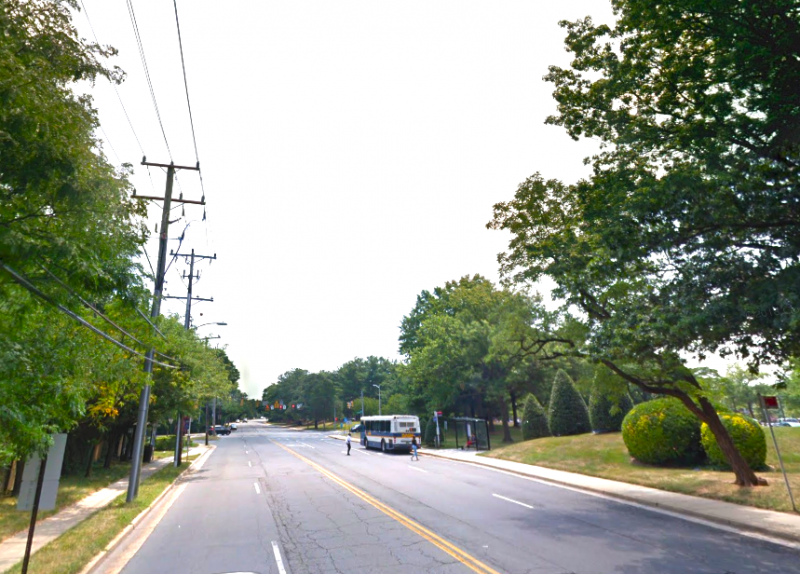 Seminary Road in Alexandria could become safer for people bicycling