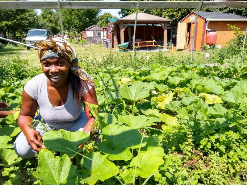 Grassroots groups and growers east of the Anacostia defy the 'food desert' label