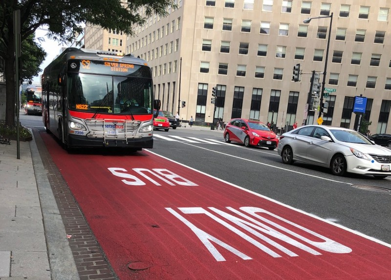 "DC bus service gets a ""D"" on its report card. Here's how it can improve."