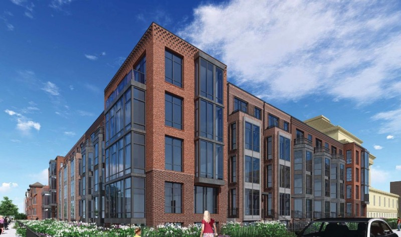 Here's what happens when you try to build 150 apartments in
