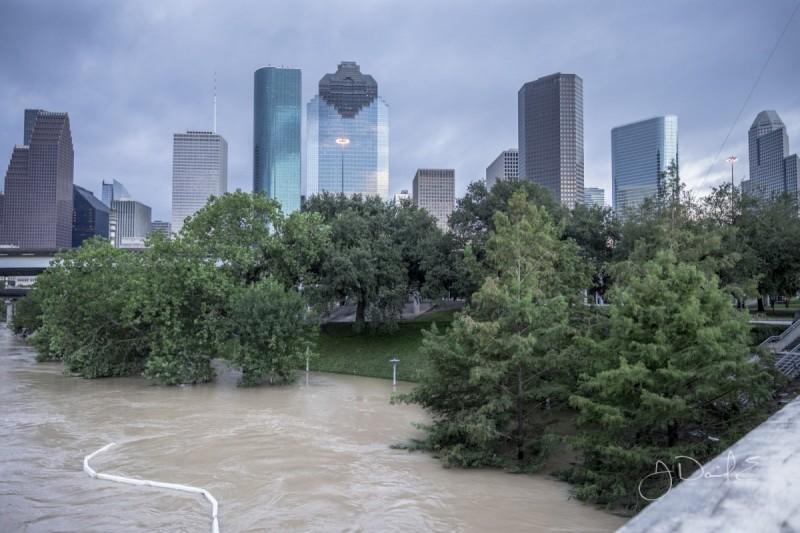 Why Did Houston Flood The Answer Is More Complicated Than It Seems