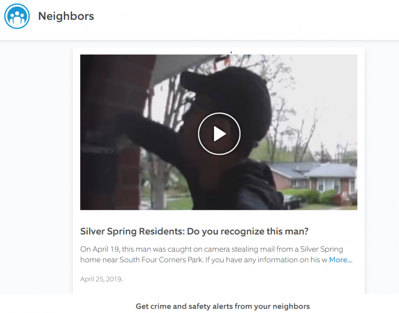 Are Amazon Ring and other apps making your neighbors more suspicious