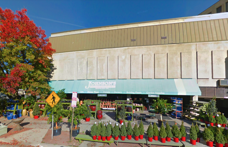 Topic Of The Week Johnson S Garden Center In Tenleytown Is Closing How Should We React