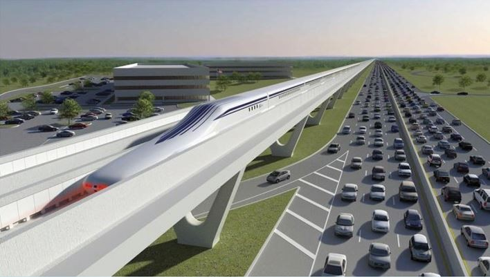 Heres Where A Baltimore Dc Maglev Might Go But Many Questions