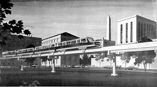 Why cities rarely build monorails, explained – Greater Greater