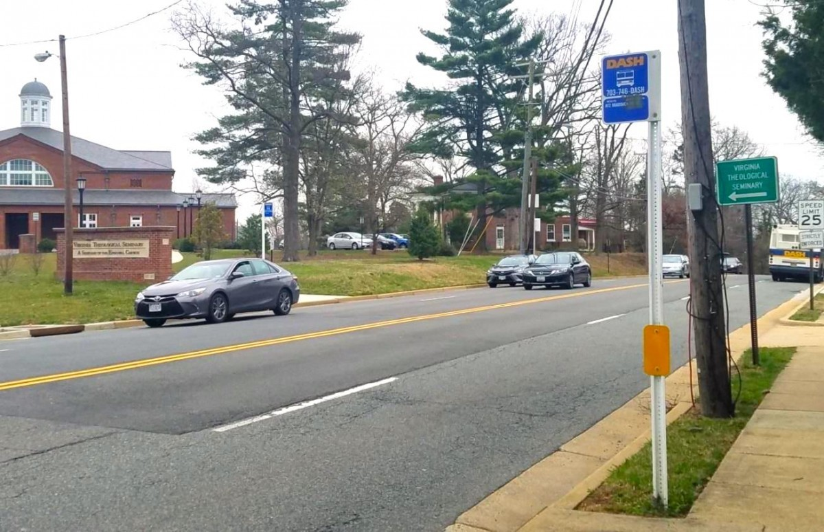 Alexandria wants to make Seminary Road safer for all
