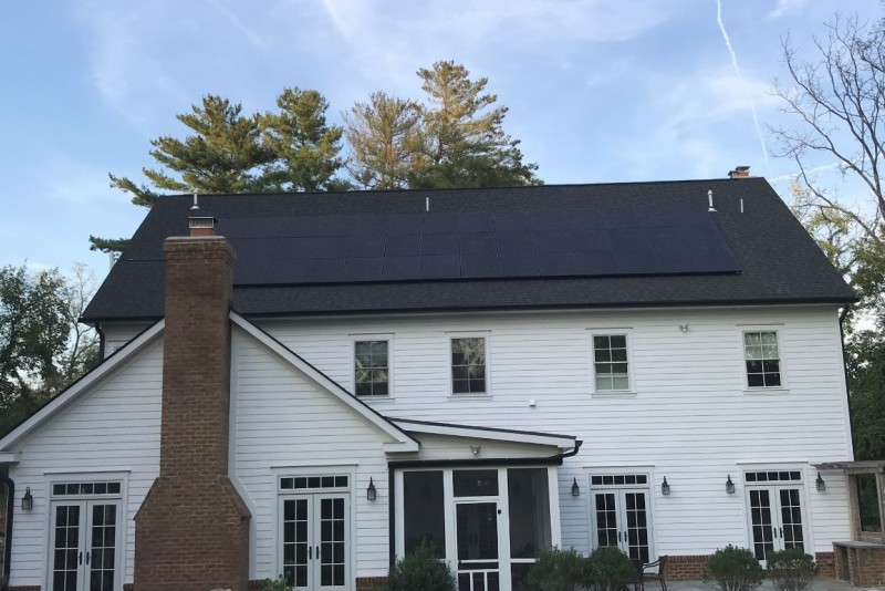 In A Shift Front Facing Solar Panels Win Dc Historic