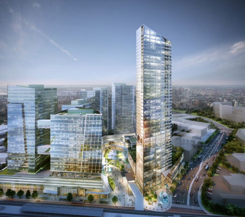 615 Foot Tysons Skyscraper Proposal Would Be The Tallest
