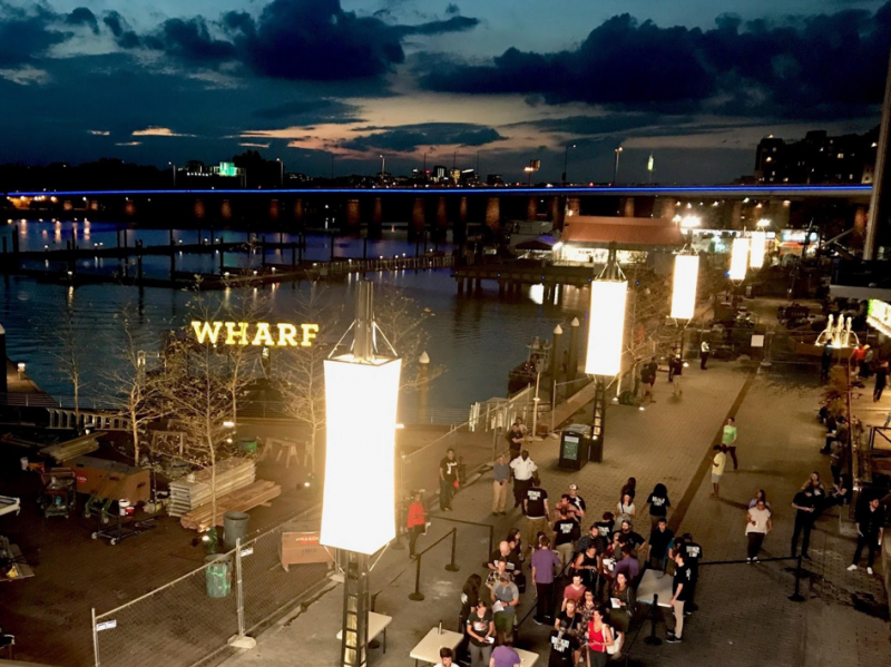 First Impressions Of The Wharf Mega Projects Have Pros
