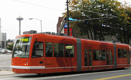 south lake union trolley map Seattle S South Lake Union Streetcar Greater Greater Washington south lake union trolley map