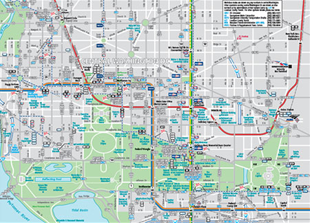 Improve Metrobus maps online – Greater Greater Washington on