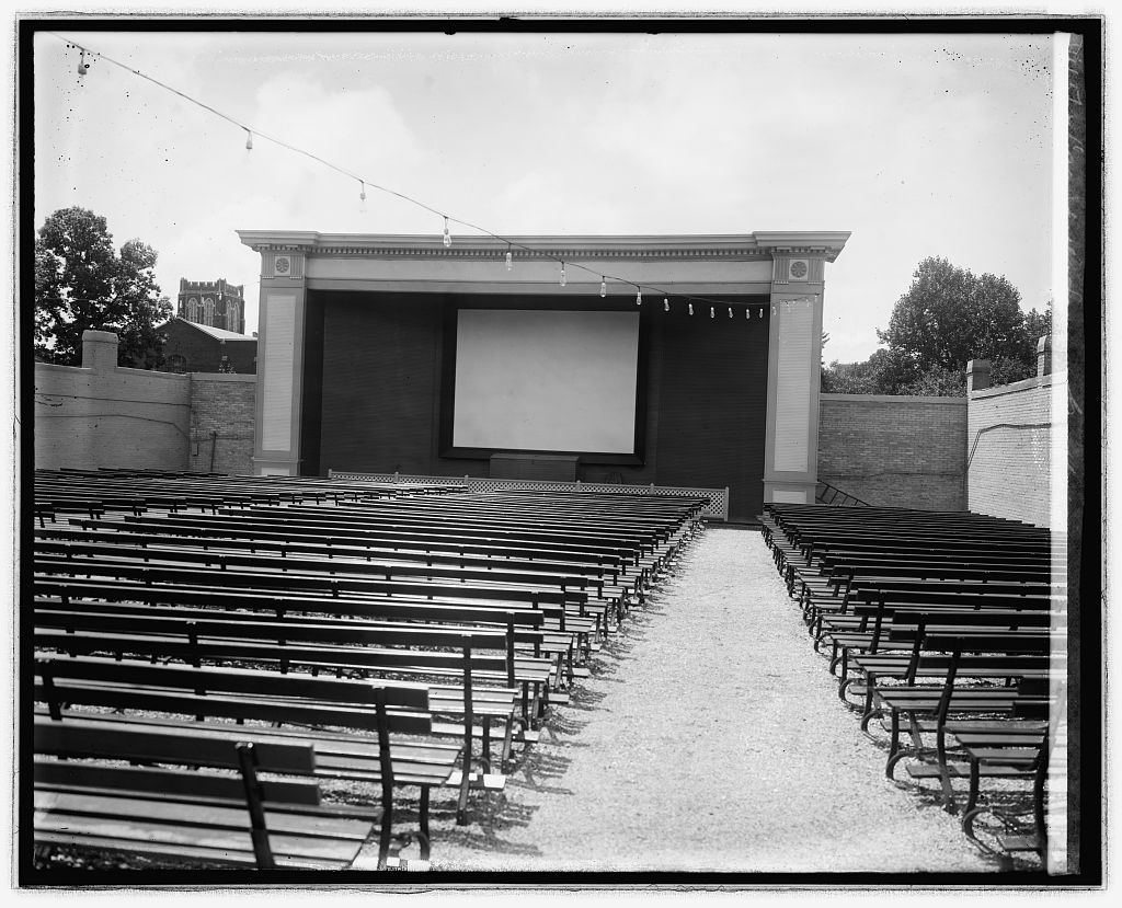Savoy outdoor theater