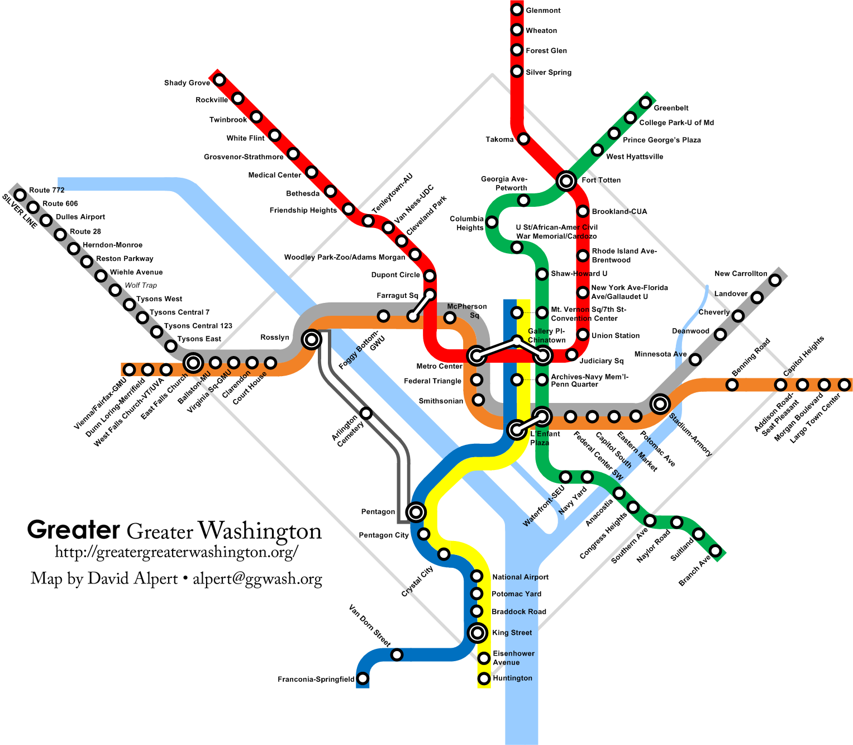 A Cheaper Route To Metro Core Capacity Part 2 Virginia Service