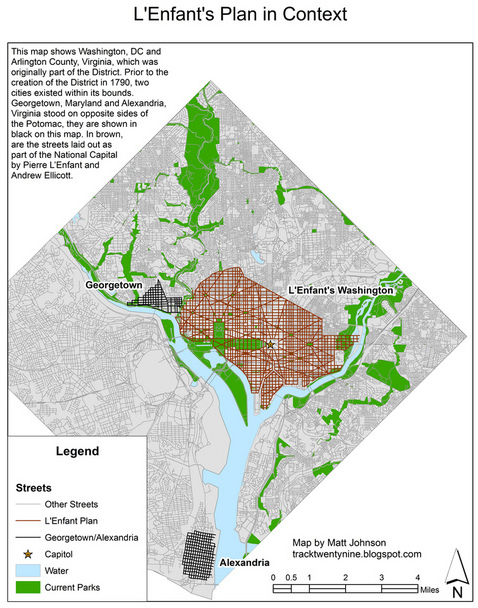 Washington's systemic streets – Greater Greater Washington on