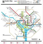 WMATA future map. Click to enlarge