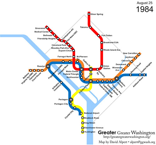 Red Line to Grosvenor
