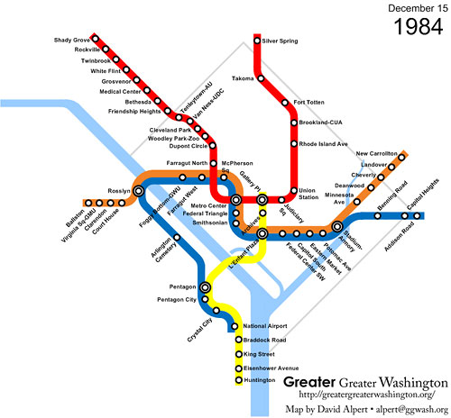 Red Line to Shady Grove