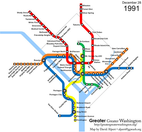 Green Line opens