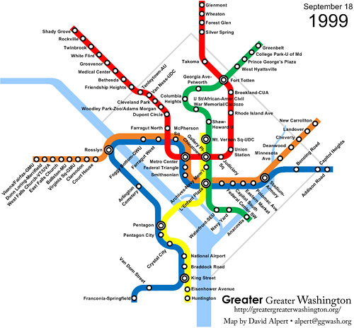 The evolution of Metrorail, 1976 2010 – Greater Greater Washington