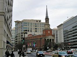 New York Avenue Presbyterian Church, 2010