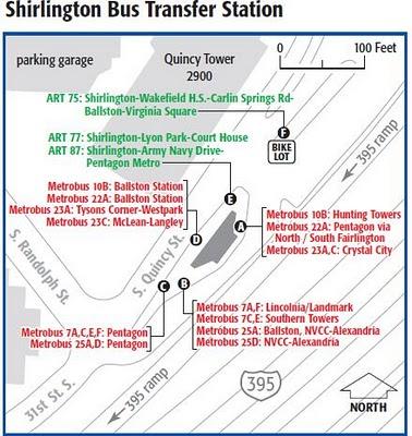 Directions To Shirlington Dog Park