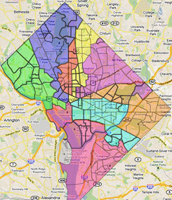 Redistricting Game results, part 1: The fun part – Greater Greater