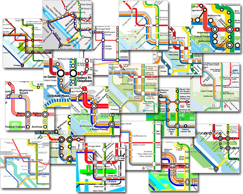 Subway Map In Chinatown.See The Redesigned Metro Maps And Vote For Your Favorite Greater