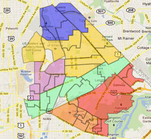 Ward 5 redistricting plan hurts voters and neighborhoods – Greater