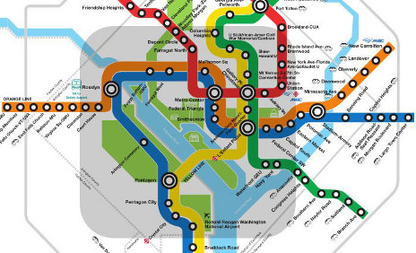 """A """"tourist zone"""" might simplify Metro fares for casual ..."""