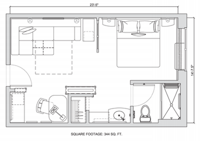 Sq Ft Tiny House Sq Ft Tiny House Home Plan And House