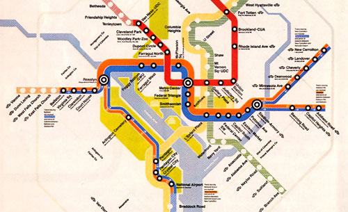 1980 Nyc Subway Map.Watch Metro Grow From One Short Line In 1976 To The Silver Line