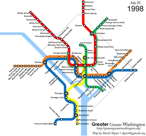 Red Line to Glenmont